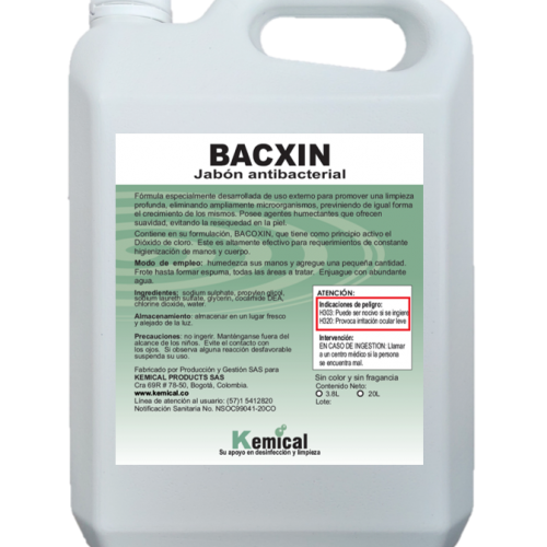 BACXIN